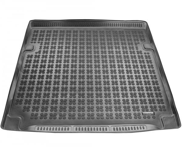Mata bagażnika gumowa PEUGEOT RIFTER / OPEL COMBO E / CITROEN BERLINGO III od 2018 L2 długi wersja 5 osobowa, wersja 7 osobowa (złożony 3 rząd siedzeń)