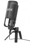 Mikrofony małomembranowe a wielkomembranowe
