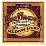Ernie Ball 2003 Earthwood 12-54