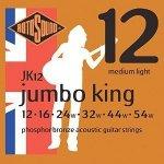 Rotosound JK12 Jumbo King struny do akustyka 12-56