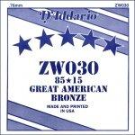 D'Addario ZW030 struna akustyczna