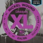 D'addario EXL156 24-84 struny do Fender Bass VI