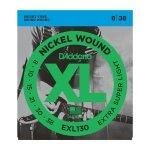 D'Addario EXL130 - XL Nickel Wound 8-38