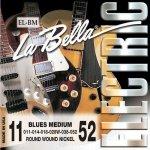 La Bella EL-BM struny do gitary elektrycznej