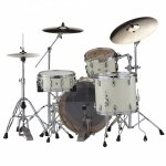 Pearl Session Studio Antique Ivory 22,12,16,14x5,5 shell set