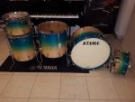 Tama Starclassic Maple Exotic 13,16,18,24x14