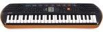 CASIO SA-76 pomarańczowy keyboard dla dzieci