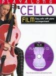 Hal Leonard Playalong cello film + CD