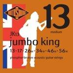 Rotosound JK13 Jumbo King struny do akustyka 13-56