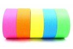Gaffer taśma Fluorescent 19x25m różowy