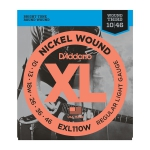 D'Addario EXL110W - XL Nickel Wound 10-46