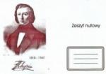 MARCUS Zeszyt Nutowy Chopin mały