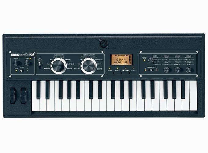 korg microkorg xl plus syntezator vokoder. Black Bedroom Furniture Sets. Home Design Ideas