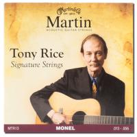 Martin MTR13 struny do gitary akustycznej