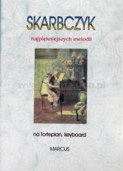 MARCUS Skarbczyk Najpiękniejszych Melodii na fort.
