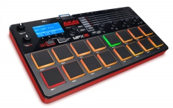 AKAI MPX 16 mini sampler
