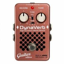 EBS DynaVerb Reverb Guitar Edition