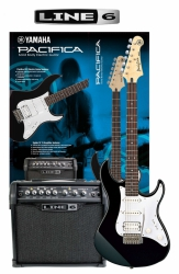 Yamaha Line 6 Spider Pack Pacifica 012BL + Spider 15
