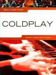 Hal Leonard Coldplay Really easy piano