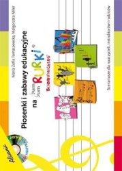 ABSONIC Piosenki i zabawy edukacyjne na Bum Bum Rurki