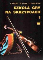 Szkoła gry na skrzypcach cz. 1