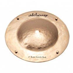 Alchemy ARWSBL9 Professional Raw Sizzle Bell 9