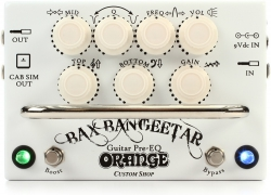 Orange Bax Bangeetar White