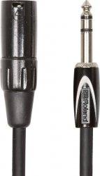 Roland RCC10TRXM kabel jack stereo- XLR męski3m