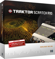 Native Instruments Traktor Scratch A10