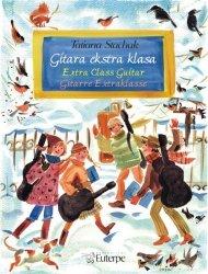Euterpe Gitara ekstra klasa podręcznik do nauki gry + CD