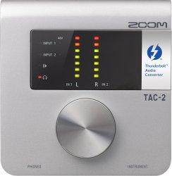 Zoom TAC-2 interfejs audio Thunderbolt