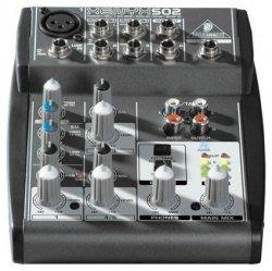 Behringer Mikser kompaktowy XENYX 502
