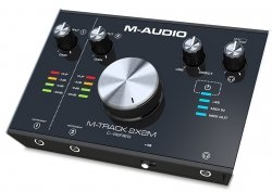 M-Audio M-Track 2x2M interfejs audio USB