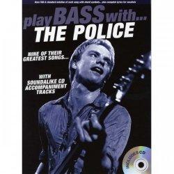 PWM Hal Leonard Play Bass with The Police