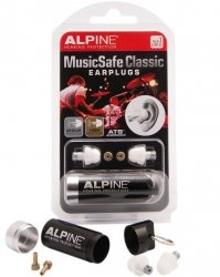ALPINE MusicSafe Classic stopery do uszu