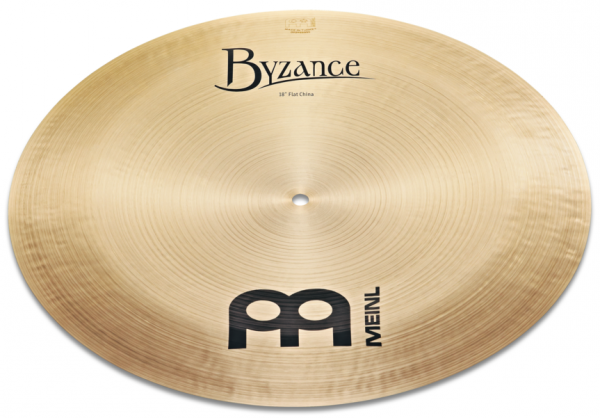 "Meinl Byzance Traditional Flat China 18"" talerz"