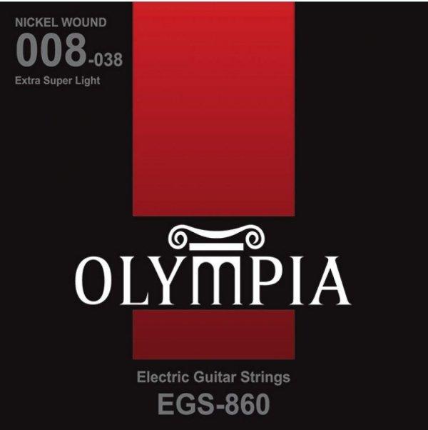 Olympia EGS-860 struny elektryczne 8-38