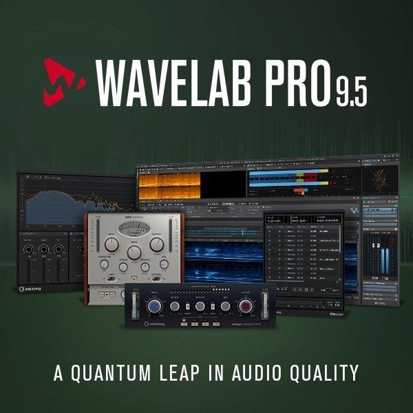 Steinberg Wavelab Pro 9.5 program