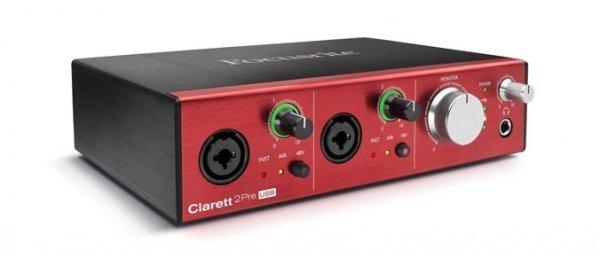 Focusrite Clarett 2Pre USB