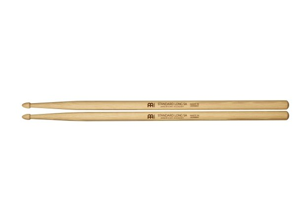 MEINL 5A Standard Long pałki hickorowe