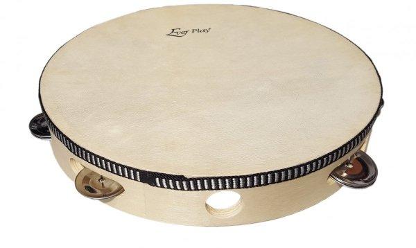 Ever Play DP910H tamburyn drewniany z membraną