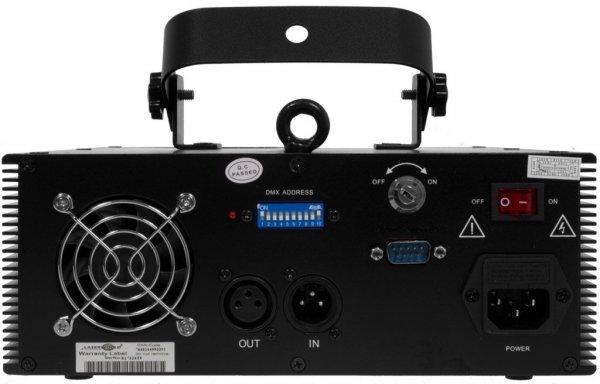 Laserworld ES-400RGB QS projektor laserowy