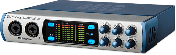 Presonus Studio 68 interfejs audio