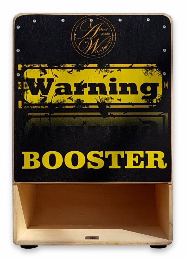AW CAJON Bass Warning Booster