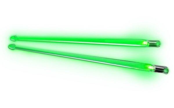 Pałki RockStix 2HD NEON zielone