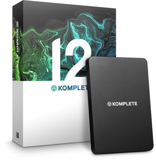 Native Instruments KOMPLETE 12 UPDATE z wersji 2-11