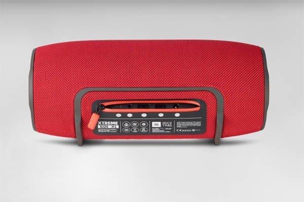 JBL XTREME RED bezprzewodowy głośnik przenośny bluetooth