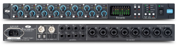 Focusrite Octopre MK II Dynamic