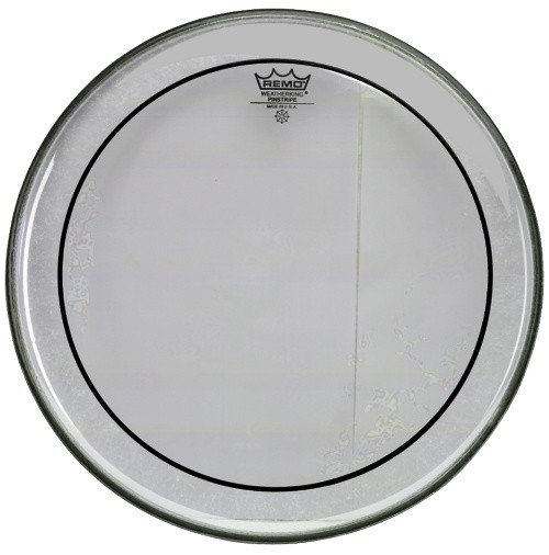 Remo Naciąg Pinstripe Transparent Bass Drum 22 PS-1322-00