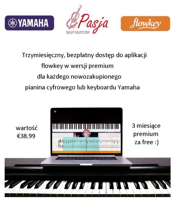 Yamaha DGX-660WH pianino cyfrowe keyboard